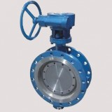 Triple Offset Metal seal Butterfly Valve