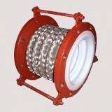 PTFE Expansion Joint with net